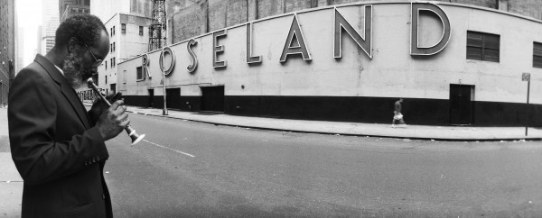 Roseland Ballroom. 1991