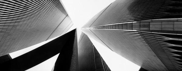 Twin Towers II. 1991