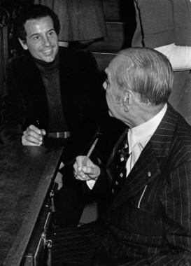 Aldo Sessa – Jorge Luis Borges