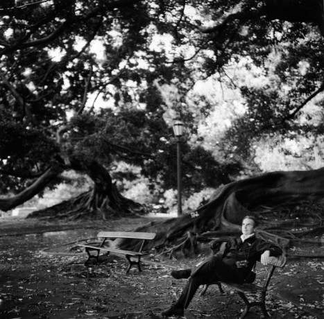 Aldo Sessa by Bruce Weber