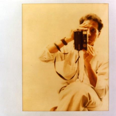 Aldo Sessa Polaroid