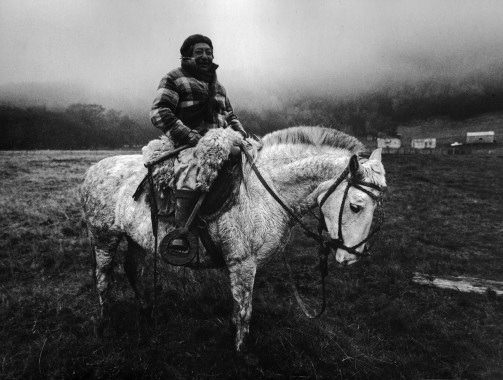 Gaucho. Tierra del fuego. 1994
