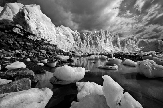 Glaciar. 2010
