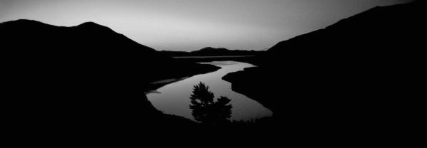 Lago Escondido. Tierra del Fuego. 1997