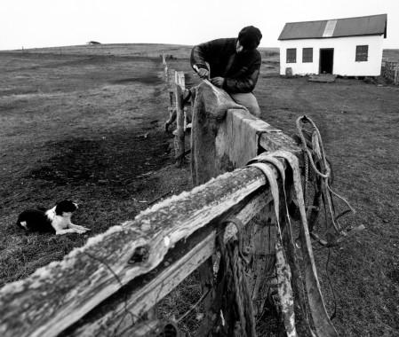 Lonjeand.o Tierra del Fueg.o 1989