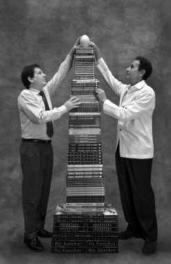 Luis Sessa y Aldo Sessa.2006