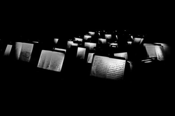 Partituras .Teatro Colón. 1985
