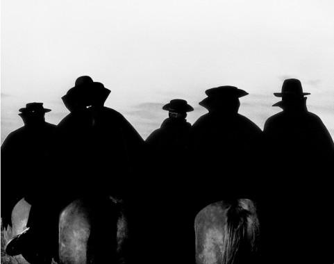 Ponchos de Castilla T. del Fuego .1996