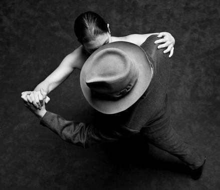 Tango . Serie Baile 02 . 1998