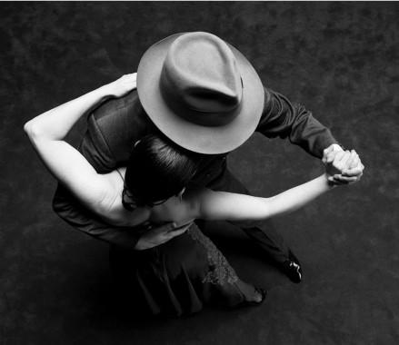 Tango . Serie Baile 03 . 1998