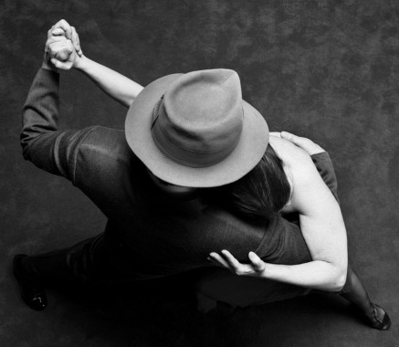 Tango . Serie Baile 05 . 1998