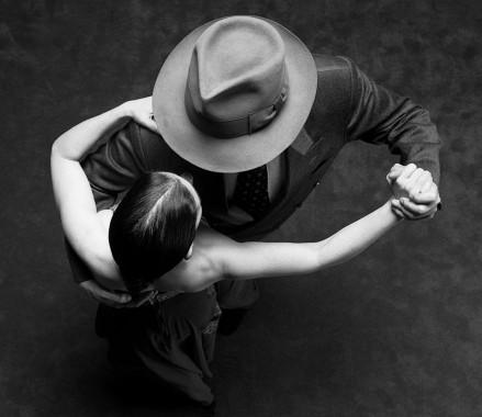 Tango . Serie Baile 06 . 1998