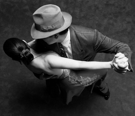 Tango . Serie Baile 07 . 1998